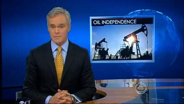 Cbs Evening News With Scott Pelley No fracking way, cbs evening