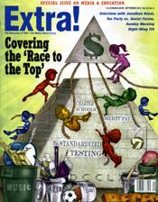 Current Extra! cover