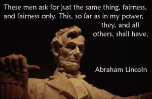 Lincoln quote (cc photo: Terry McCombs)