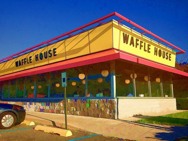 Waffle House (cc photo: mikeporterinmd)