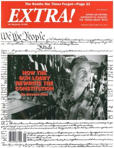 Extra! September/October 1996: How the Gun Lobby Rewrote the Constitution