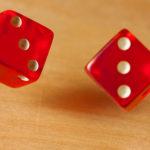 Tumbling dice (cc photo: Josh Kenzer)