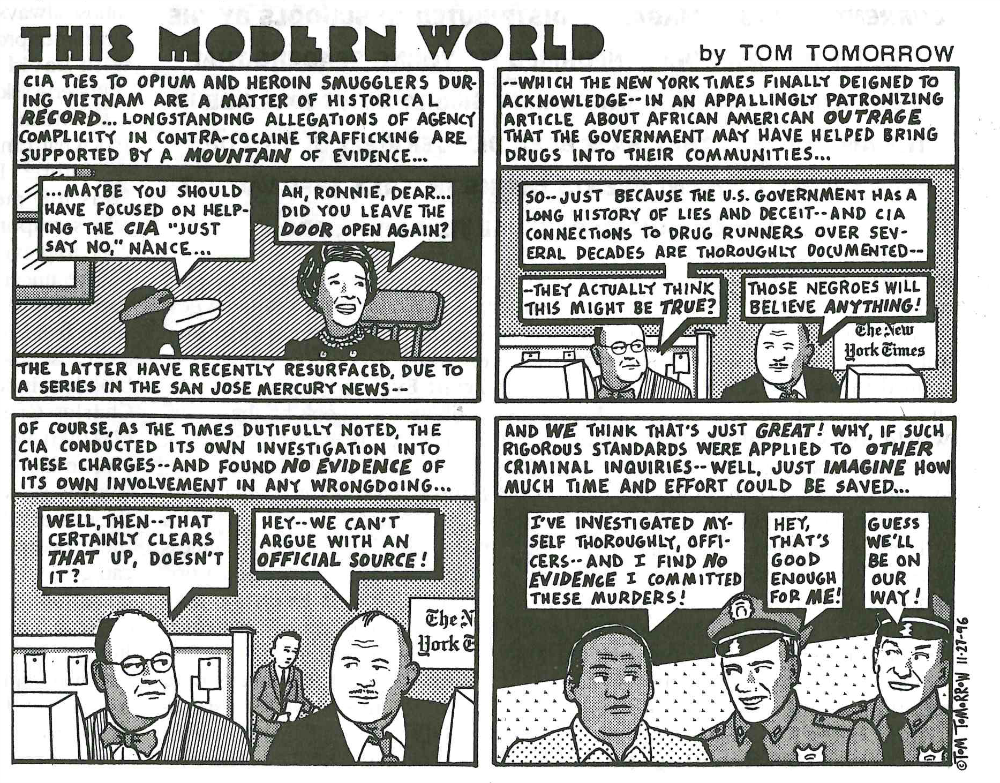 Tom Tomorrow on Contra Crack