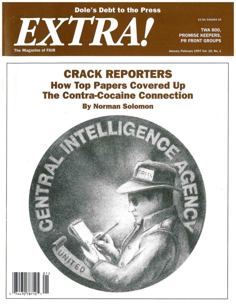Crack Reporters: Extra!, 1-2/97