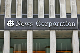 News Corporation in NYC/Photo: Alex E. Proimos