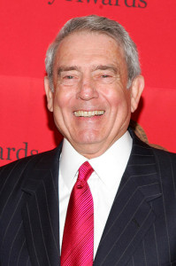 Dan Rather (cc photo: Peabody Awards)