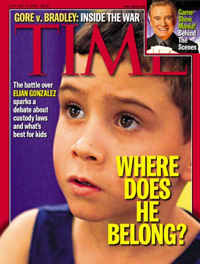 Time: Where Does He Belong?