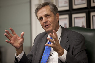 Brit Hume/Photo: School of Media and Public Affairs at George Washington