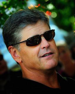 Sean Hannity at Iowa State Fair 2011/Photo: Jerry Ranch