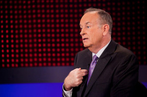 Bill O'Reilly on Election Night 2010/Photo: FoxNewsInsider