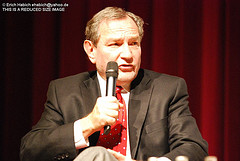 George Friedman of Stratfor/Photo: Erich Habich