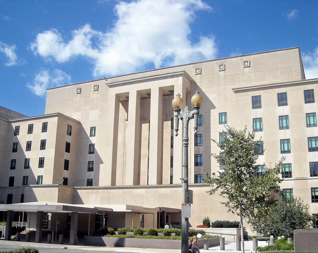 State Department's Truman Building (cc photo: AgnosticPreachersKid/Wikimedia)