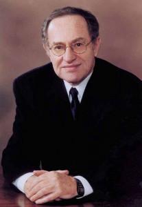 Alan Dershowitz (cc photo: Huntington Theatre Co.)