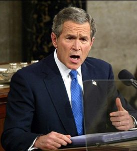 George W. Bush's 2003 State of the Union address