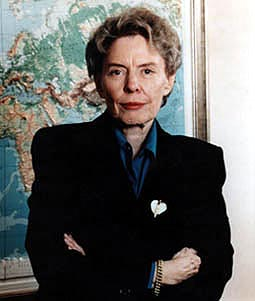 Jeane Kirkpatrick (State Department)