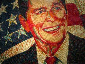 Jellybean Ronald Reagan (cc photo: Ryan Dickey)