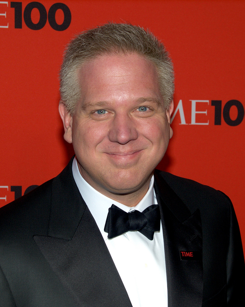 Glenn Beck (cc photo: David Shankbone)