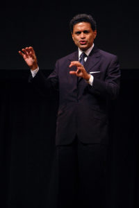 Fareed Zakaria--Photo Credit: Flickr Creative Commons/James Willamor