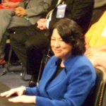 Sonia Sotomayor--Photo Credit: Flickr Creative Commons/Talk Radio News Service
