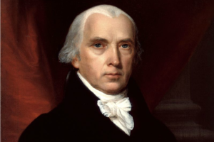 James Madison (John Vanderlyn)