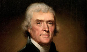 Thomas Jefferson (Rembrandt Peale)