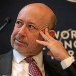 LLoyd Blankfein of Goldman Sachs--Photo Credit: Flickr Creative Commons/World Economic Forum