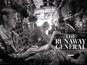 Michael Hastings' Rolling Stone piece on Gen. Stanley McChrystal