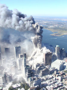 Destruction of the World Trade Center