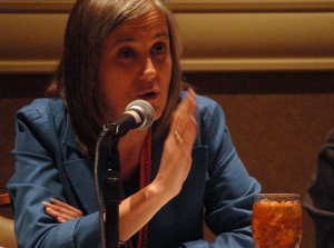 Amy Goodman--Photo Credit: Flickr Creative Commons/ENOUGH Project