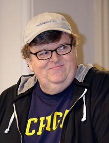 Michael Moore--Photo Credit: Flickr Creative Commons/ChrisWaldeck