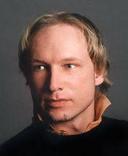 Anders Breivik--Photo Credit: Flickr Creative Commons/ghostofgoldwater