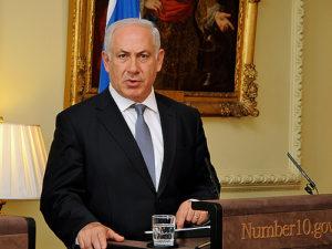 Benjamin Netanyahu--Photo Credit: Flickr Creative Commons/Downing Street