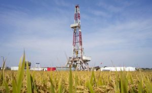 Fracking Operation--Photo Credit: Mother Jones/zhuda/Shutterstock