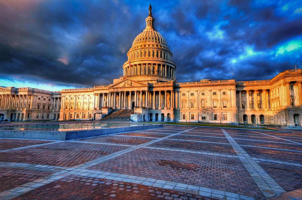 US Capitol, dawn (cc photo: Cedward Brice)