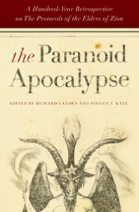 The Paranoid Apocalypse (2011)--Photo Credit: NYU Press