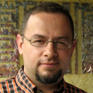 Blabbeando's Andres Duque--Photo Credit: Blabbeando