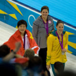 2012 Olympics Women's 200m Individual Medley--Photo Credit: Flickr Creative Commons/RS Deakin