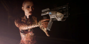 Mass Effect 2's 'Jack'--Photo Credit: Mass Effect Wiki/Bioware/Google Images