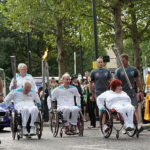2012 Paralympics Torch Relay--Photo Credit: James Mitchell/Wikimedia Commons
