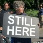 Protester at OWS Anniversary--Photo Credit: New York Magazine/Google Images