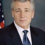 Chuck Hagel--Photo Credit: Wikimedia Commons