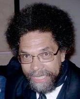 Cornel West--Photo Credit: Wikimedia Commons