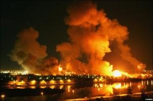Shock & Awe in Iraq