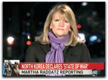 """ABC's Raddatz described the U.S.'s mock nuclear war as a """"counter-provocation measure."""""""