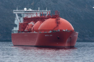 LNG tanker (cc photo: Amanda Graham)