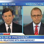 "ABC's Dan Harris and Jonathan Karl parrot AIPAC on ""pro-nuclear Iran."""