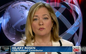 Hilary Rosen on CNN