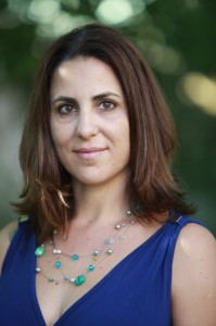 Washington Post Jerusalem correspondent Ruth Eglash
