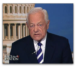 """Bob Schieffer worried that the US might """"go back on its word"""" by not bombing Syria"""