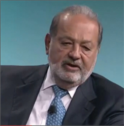Mexican telecom tycoon Carlos Slim costs his country an estimated $32 billion a year